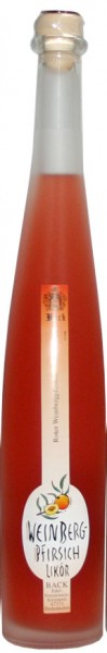 Roter Weinberg-Pfirsich 20% 0,5l.